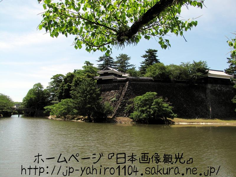 島根県・現存天守の松江城1