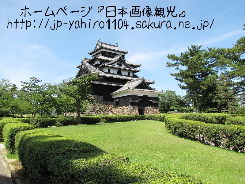 島根県・現存天守の松江城3