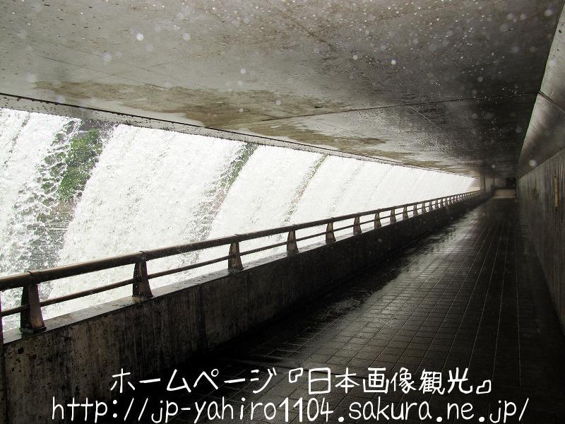 岩手・錦秋湖の湯田貯砂ダム2