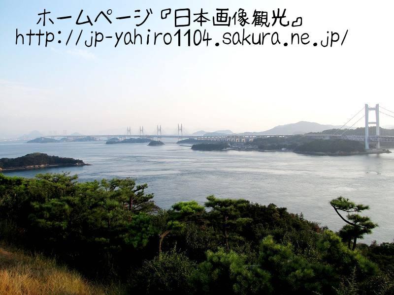 岡山・鷲羽山から見た夕景2
