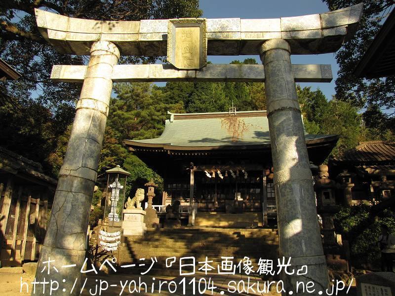 佐賀・陶器の町、有田の陶山神社1