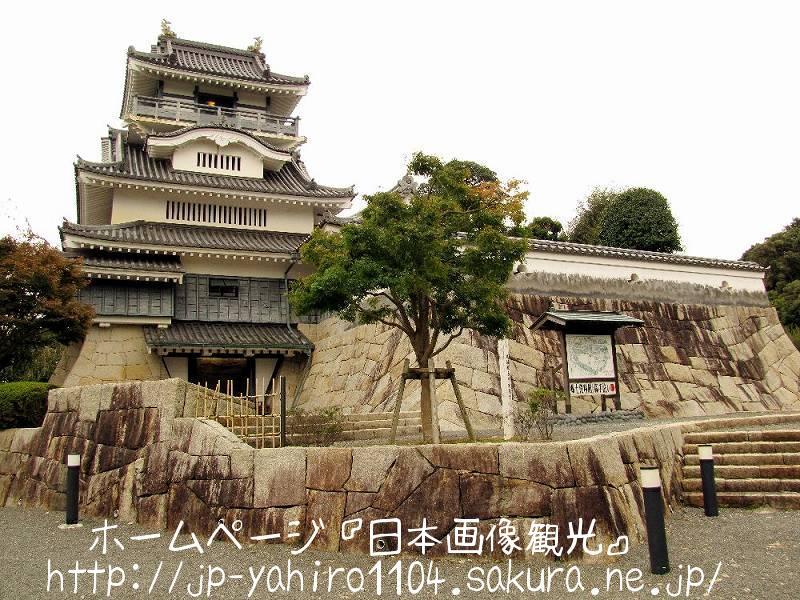 静岡・武田、徳川の最前線、吉田小山城