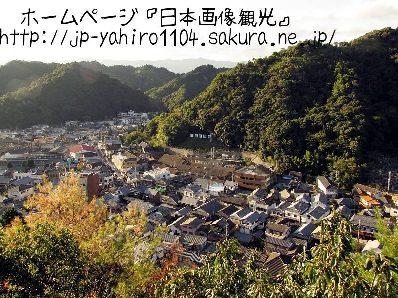 佐賀・トンパイ塀のある町、有田1