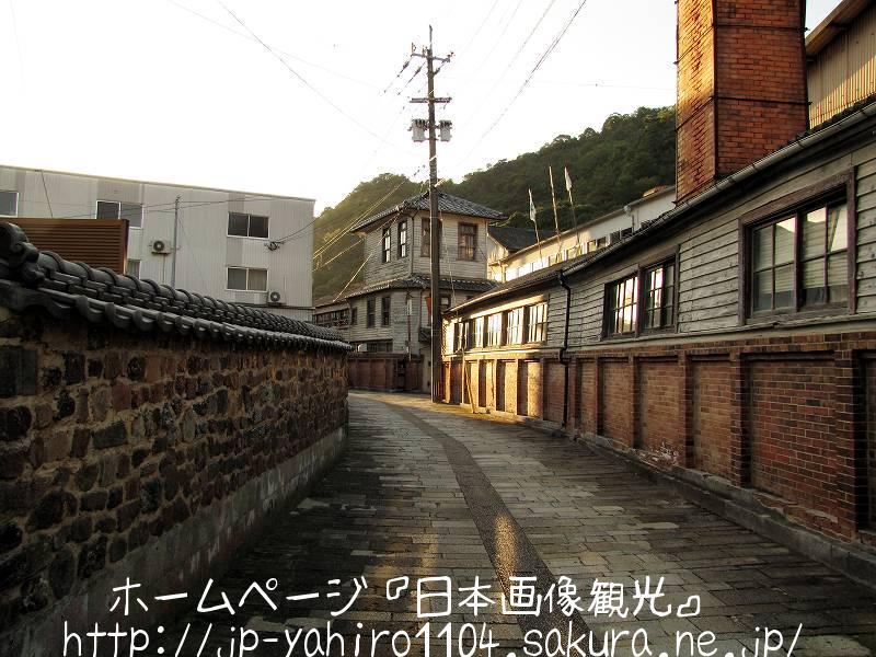 佐賀・トンパイ塀のある町、有田3