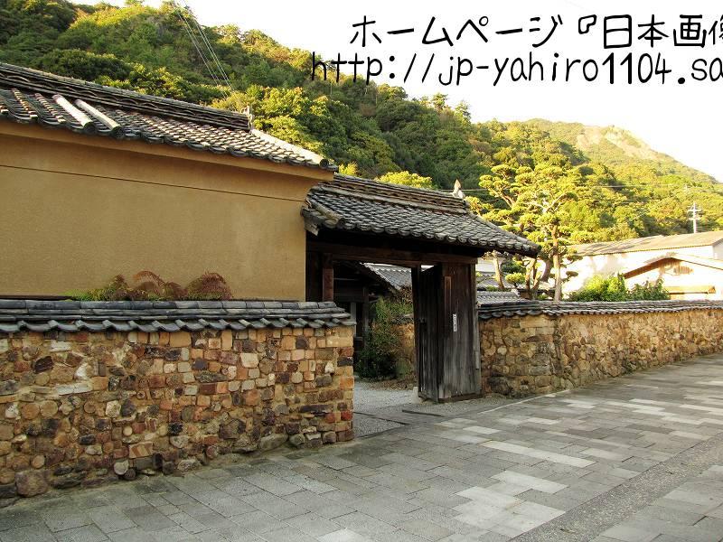 佐賀・トンパイ塀のある町、有田4