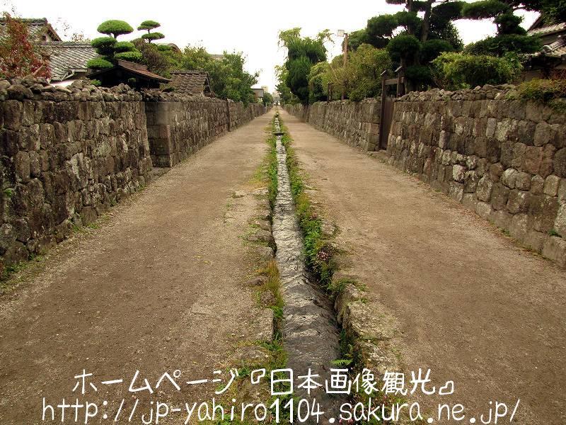 長崎・島原の武家屋敷1