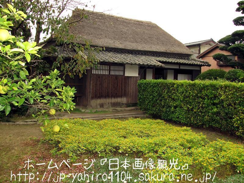 長崎・島原の武家屋敷2