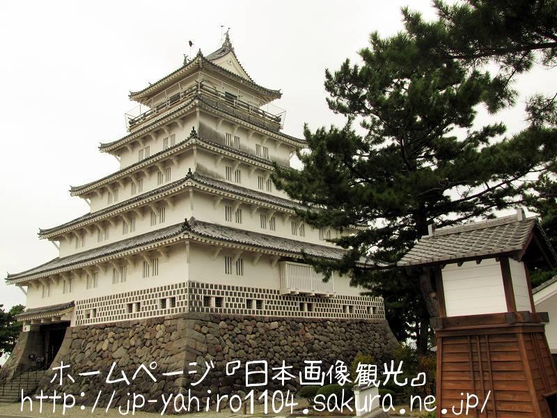 長崎・小藩なのに堅牢な島原城2