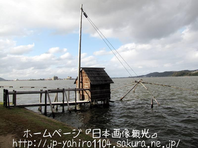 鳥取・東郷湖畔の風景3