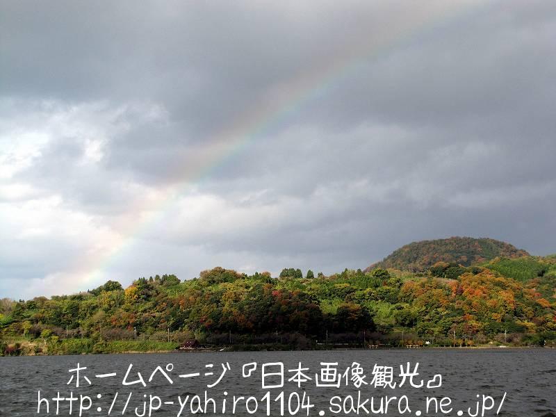 鳥取・東郷湖畔の風景2