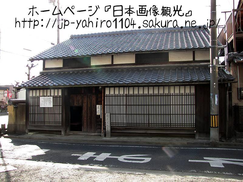 三重・松尾芭蕉生家2
