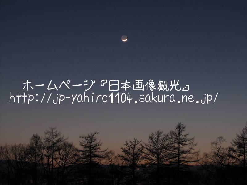 北海道・釧路湿原、ツルが去ったあとの風景