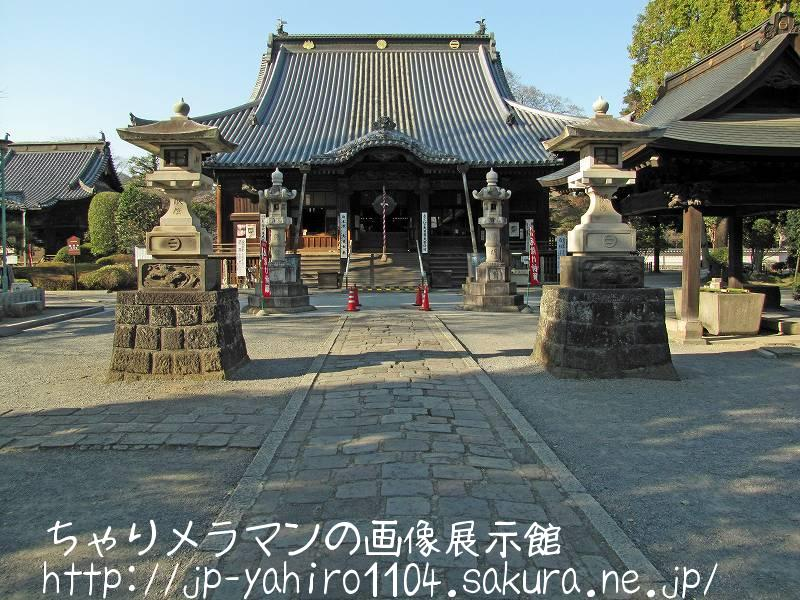 栃木・足利の鑁阿寺(本堂)