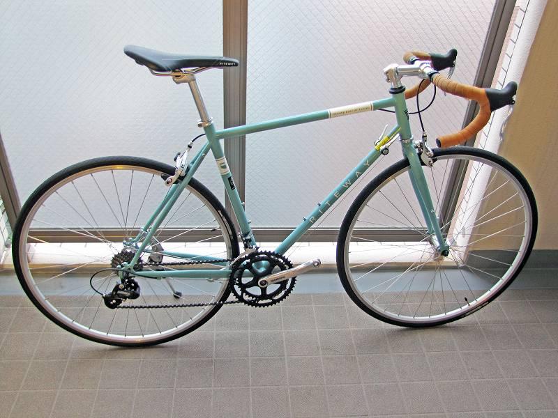 新しい自転車購入!中古ですけど!1