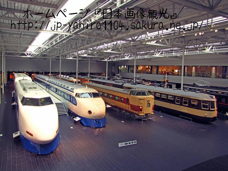 愛知・名古屋港のリニア・鉄道館2