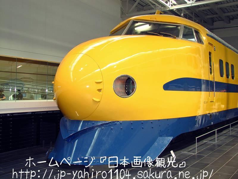 愛知・名古屋港のリニア・鉄道館3