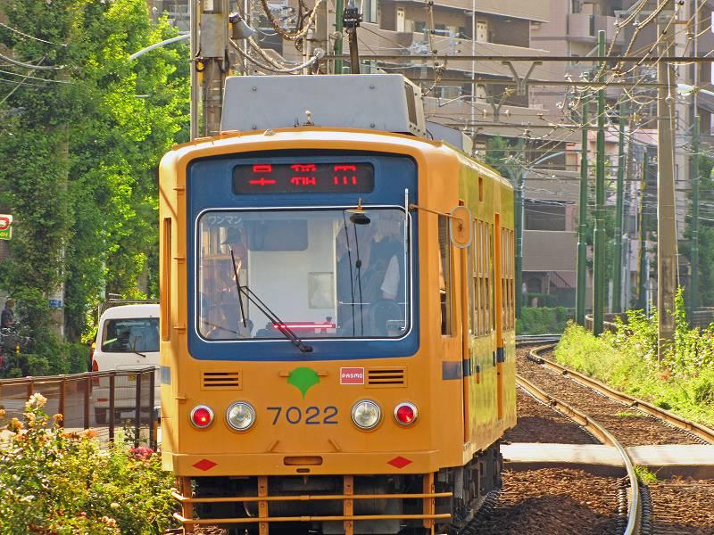 東京・都電リバイバル塗装車