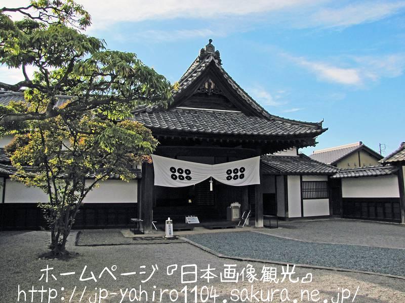 長野・松代藩主、真田家の邸宅1