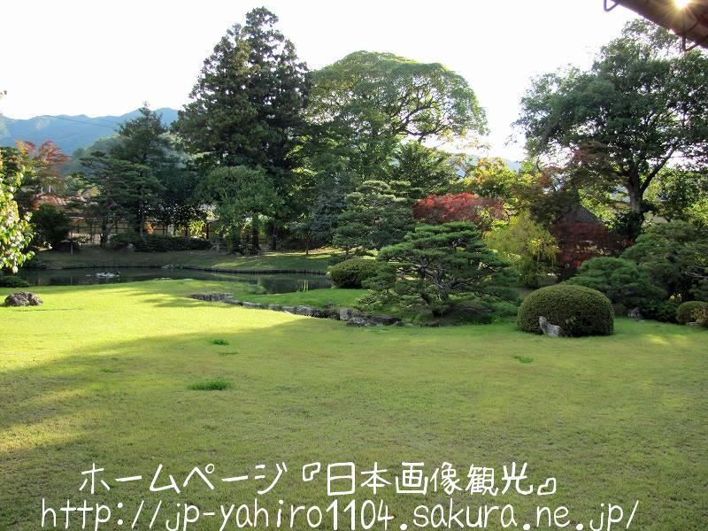 長野・松代藩主、真田家の邸宅4
