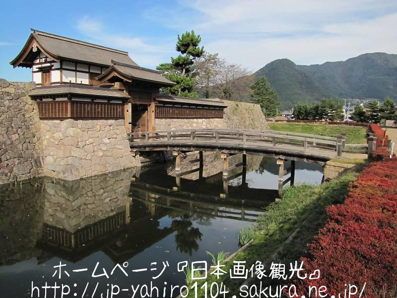 長野・江戸時代の真田家の拠点、松代城1