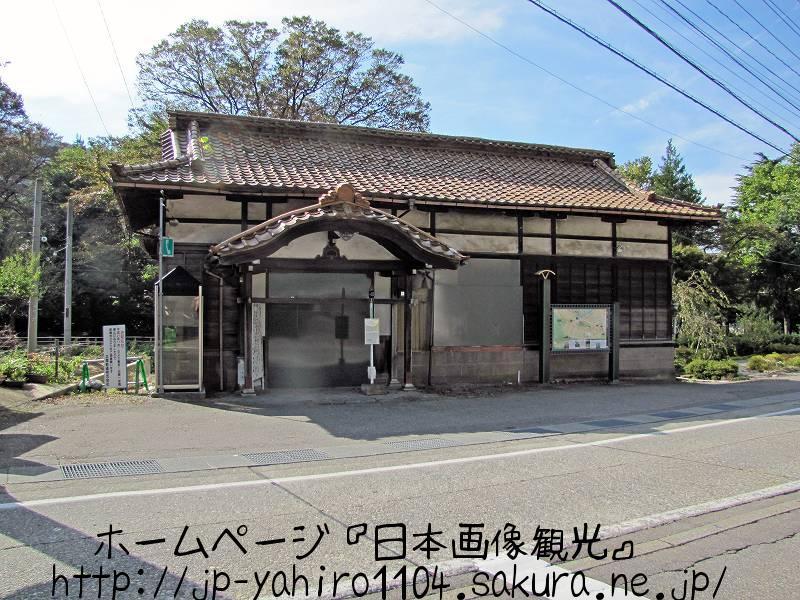石川・廃線になった北陸鉄道加賀一の宮駅1