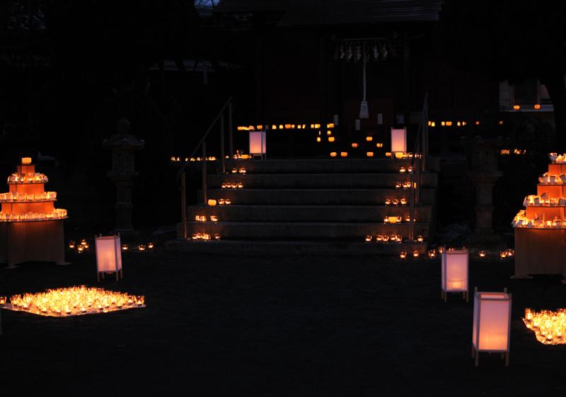 3.11気仙沼南町 紫神社7