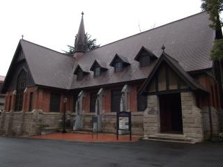 明治学院チャペル(礼拝堂)