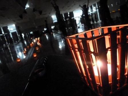 2012.12.22 OXIGENO キャンドル冬至ナイト 009