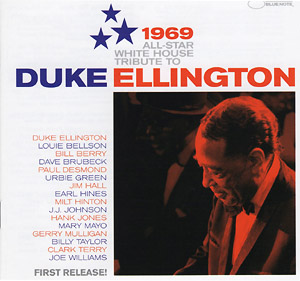Duke Ellington 1969 All-Star White House Tribute