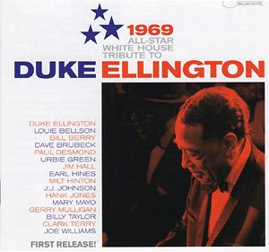 Duke Ellington 1969 All-Star White House Tribute