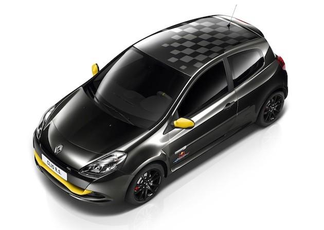 クリオ RS レッドブル RB7