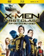 X-MEN:ファースト・ジェネレーション 2枚組ブルーレイ&DVD&デジタルコピー(ブルーレイケース)〔初回生産限定〕