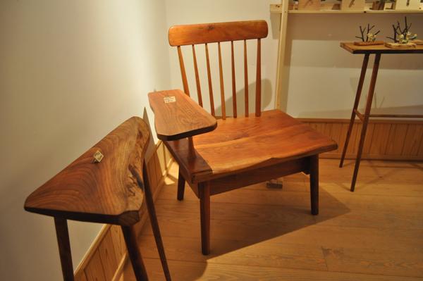 那須高原 じざい工房 素材を活かす家具づくり