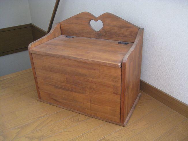 はじめての木工作品