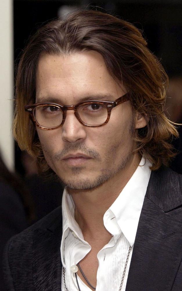 「【ハリウッドスター】ジョニーデップの髪型真似してみる?」の画像