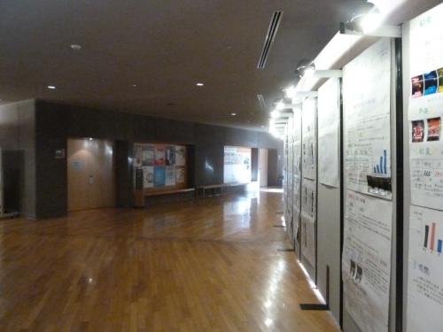 かぶら文化ホール方向