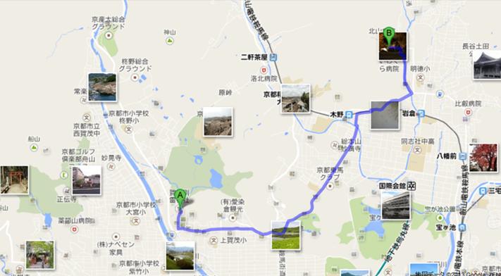 岩倉実相院まで散歩001
