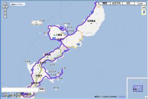 沖縄393.2km