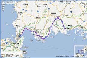 ログ106.5km