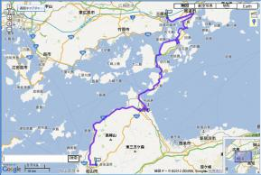 ログ150km