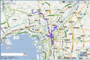 ログ73.8km