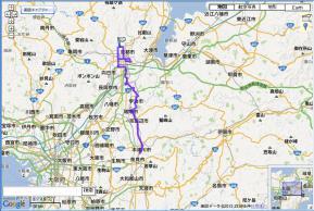 ログ76.8km