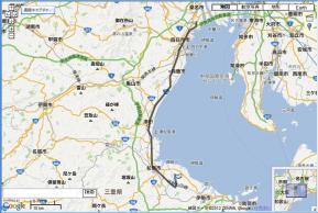 ログ69.2km