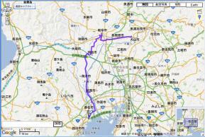 ログ85.4km