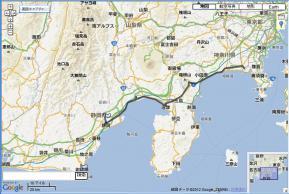 ログ157.5km