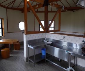 調理場中1