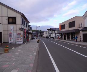 松前商店街