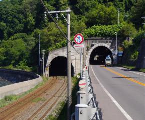 ダブルトンネル