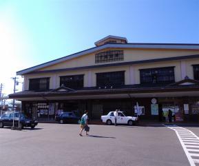 下諏訪駅2