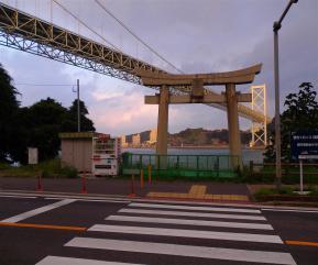 門司からの橋